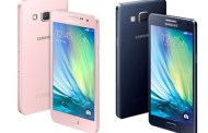 Samsung Galaxy A3 and A5: specs and details
