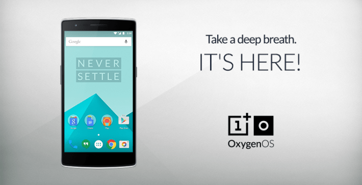 Oxygen OS is now available to download