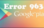Fix for Error 963: App could not be downloaded due to an error 963