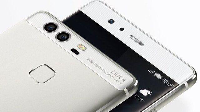 Camera of Huawei P9