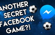 How to Play Facebook Messenger Hidden Soccer Game