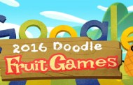 Google celebrates Olympics with Doodle fruit-themed mobile games