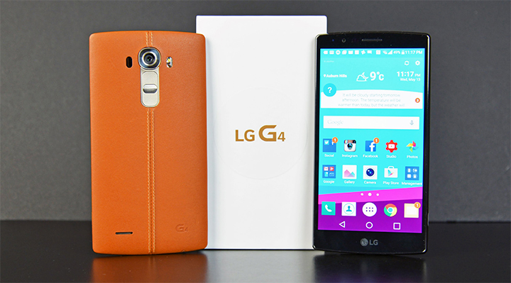 lg-g4 - Unlock LG G4 Bootloader