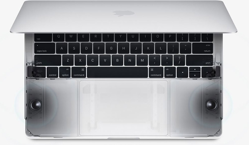 speaker macbook pro