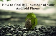 How to find IMEI number of your Android Phone