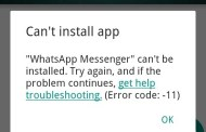 How to Fix Error code: -11 in Google Play Store