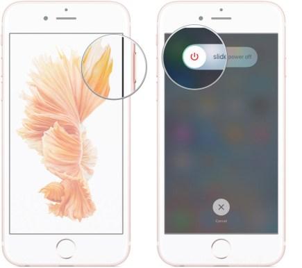 Turn-off iPhone 7
