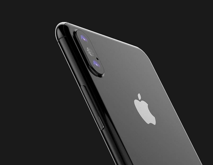 iPhone 8 - concept design