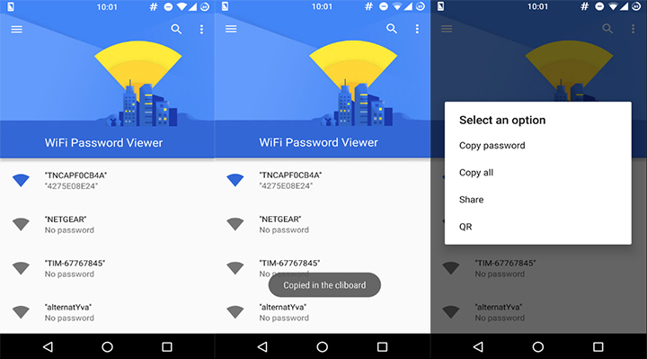 How To See Wifi Passwords Of Connected Wifi Networks On Android