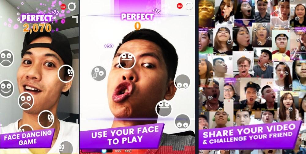 FaceDance Challenge