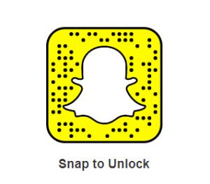 how do you unlock snapchat lenses
