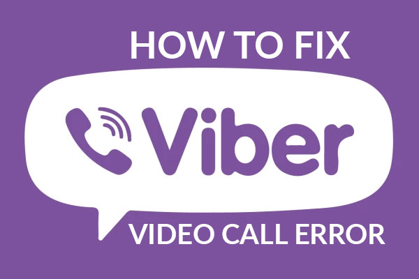 "HOW TO FIX ""VIBER VIDEO CALL NOT WORKING"" IN ANDROID SMARTPHONE?"