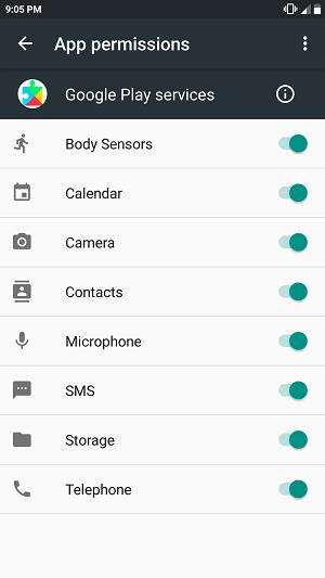 Código de error 0 de Google Play Store