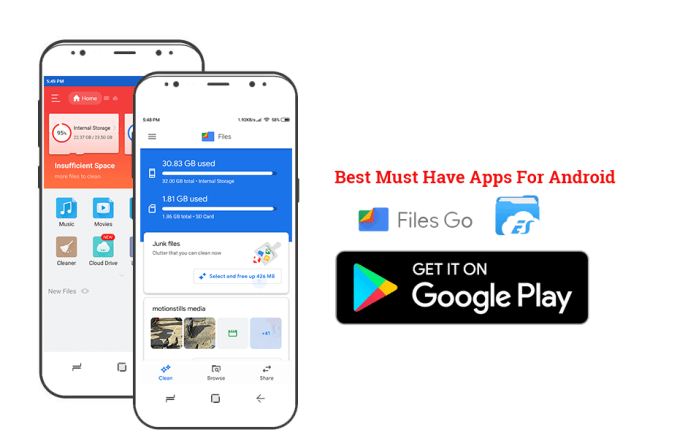Best File Manager app for android smartphone