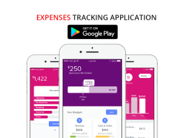 expenses tracking application