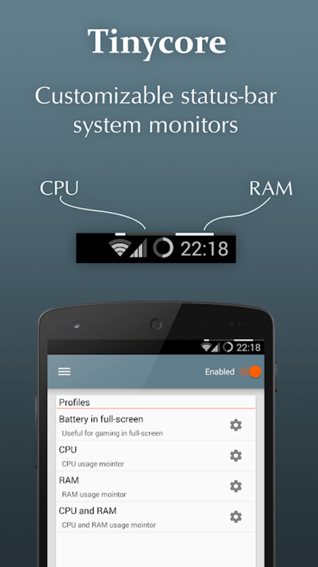 Monitoring System Performance In Android