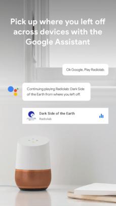 Google Podcast Screenshot Three