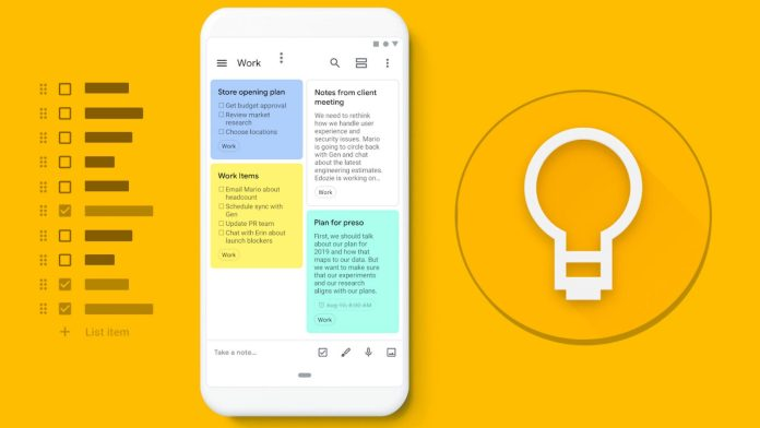 How To Add Note-Taking App Such As Google Keep In Google Assistant?