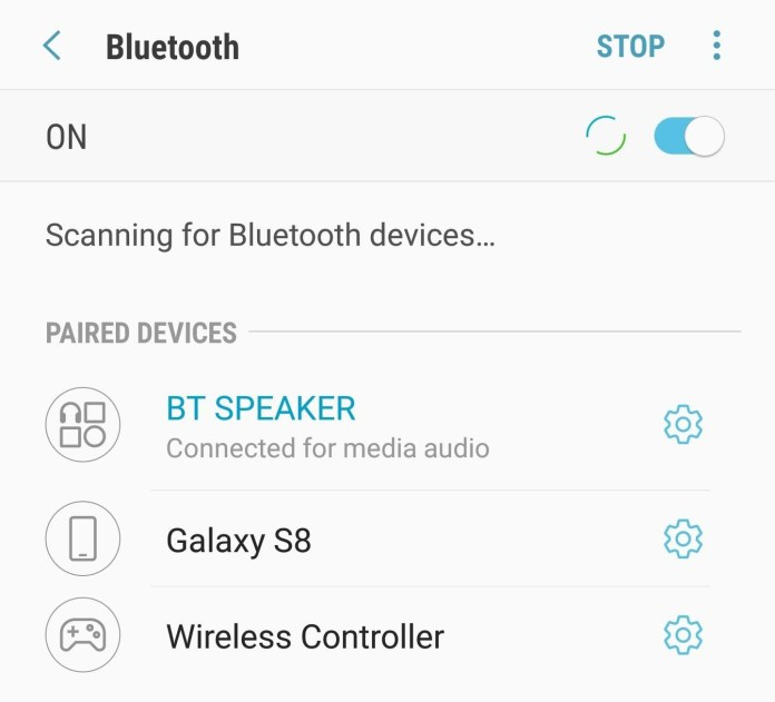 Fix Bluetooth headphones not connecting to Samsung Galaxy S20
