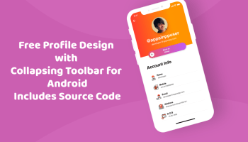 Free Android Form Designs with XML Code - App Snipp