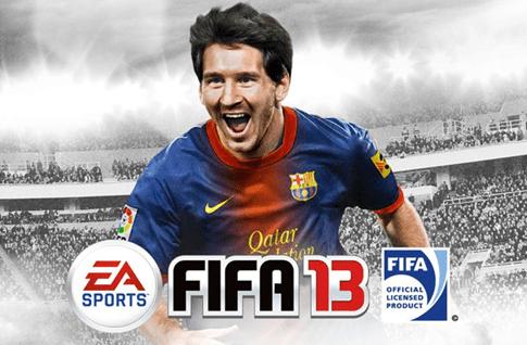 Fifa13 para iPhone