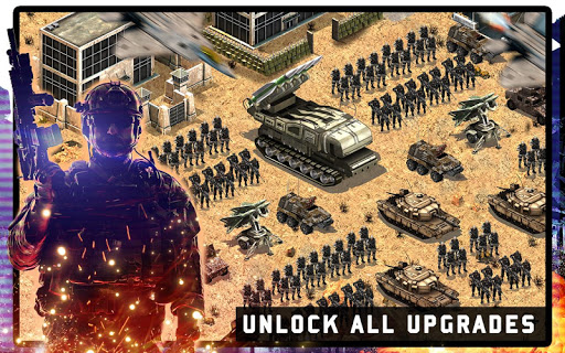 Play Mobile Strike on pc
