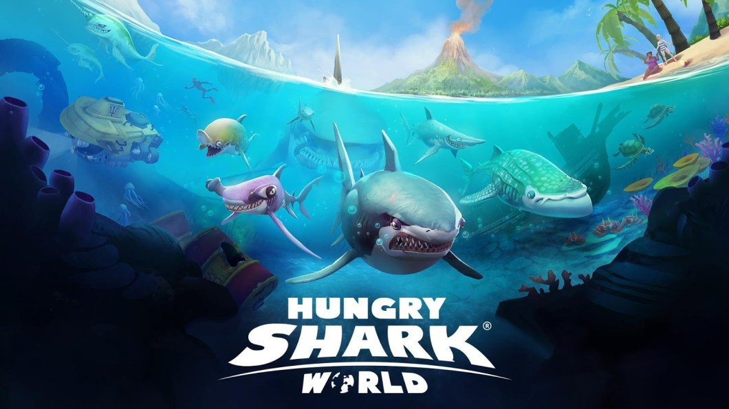 Hungry Shark World pc download