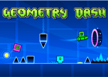 Geometry Dash Lite Game