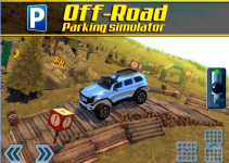 4×4 offroad parking simulator