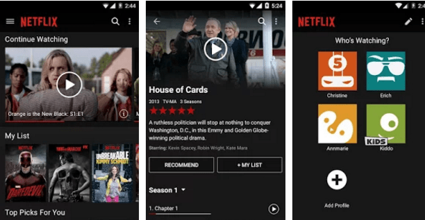 netflix for pc