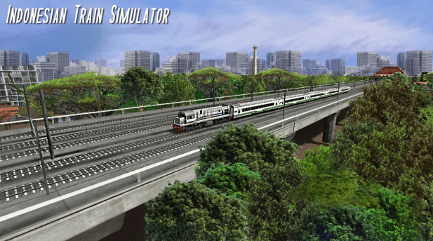 Indonesian Train Simulator for pc download