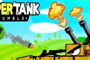 super tank rumble for pc download