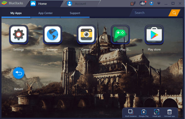 Bluestacks 3 for windows (7,8,10), Mac