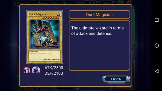 Yu-Gi-Oh Duel Generation For PC
