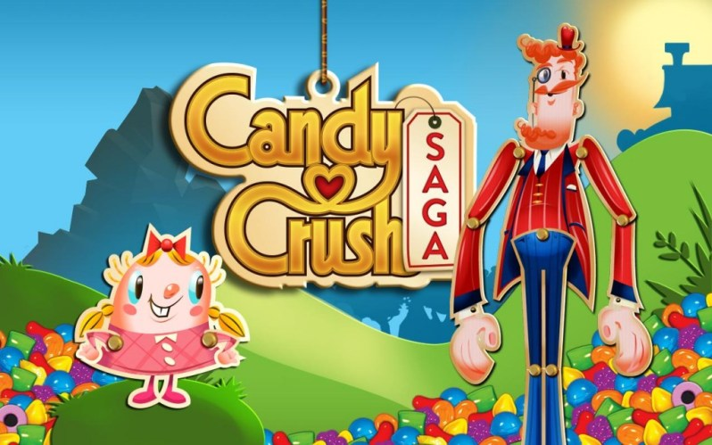 Candy Crush Saga Logo