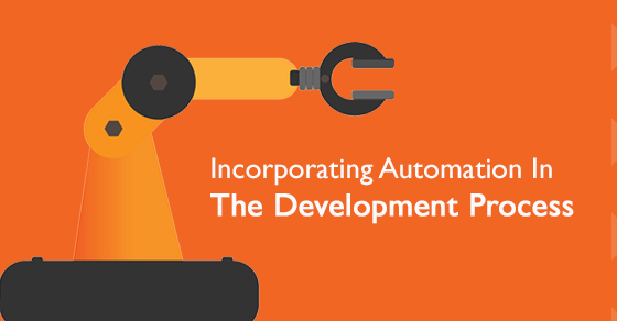 Incorporating Automation In The Development Process