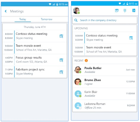 Skype for Business Download for Android (Latest Version)