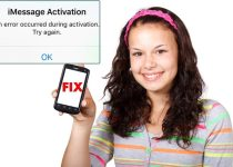 Fix iMessage or FaceTime Activation Error