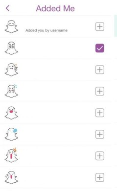 How to See Snapchat Ghosts