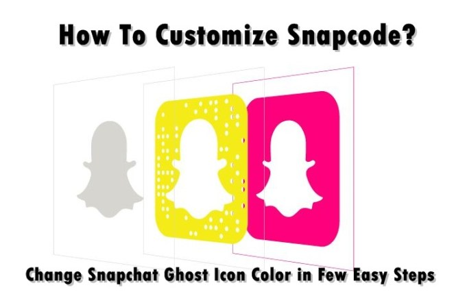 How to Customize Snapcode Color