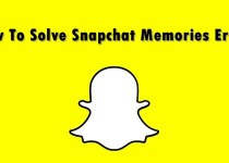 Snapchat Memories disappeared