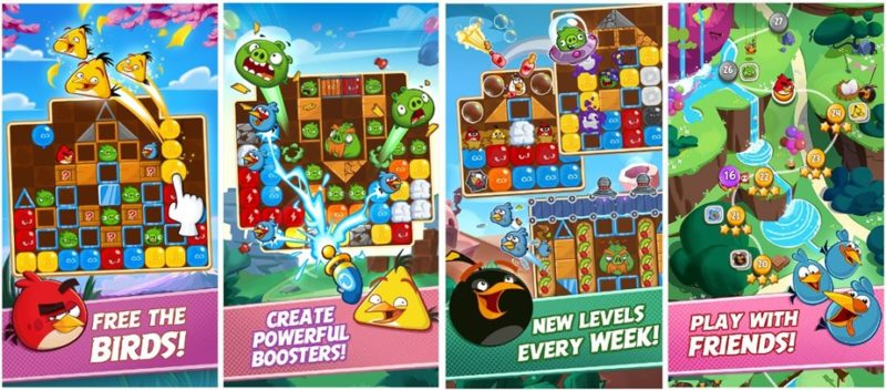 Angry Birds Game Download for Android Latest Version (2019)