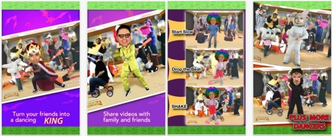 Harlem Shake Super Dance Yourself app