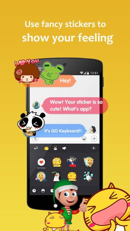GO Keyboard App Download for Android (Latest Version)