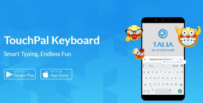 TouchPal Keyboard App for Android: Download APK (Latest Version)