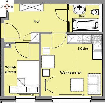Appt. 1-4, Soltaus Allee 6, 22179 Bramfeld
