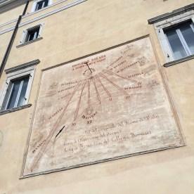 Palazzo Conti Gentili e Meridiana