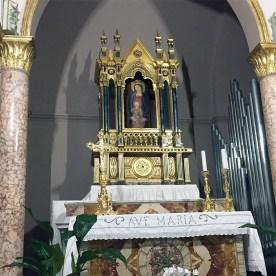 Madonna della Libera nella chiesa di Santa Maria Maggiore