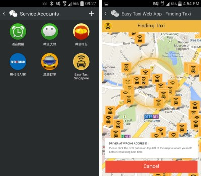 wechat-users-in-singapore-can-now-book-taxis-inside-app-more-countries-to-follow-in-easytaxi-partnership
