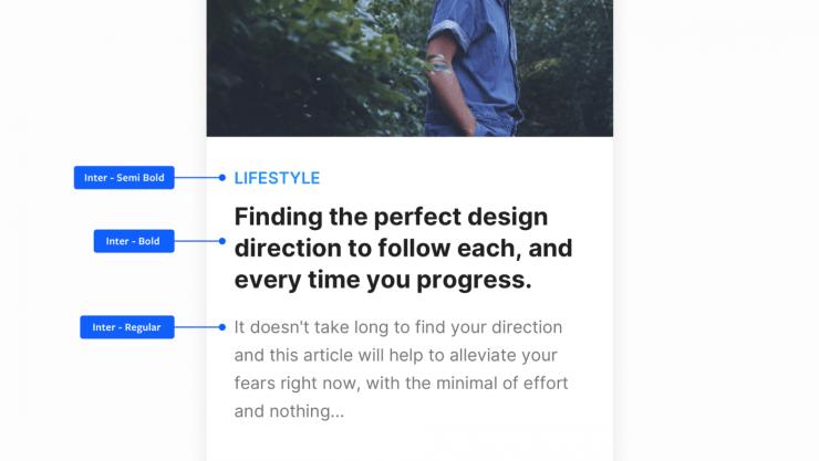 улучшения дизайна вашего пользовательского интерфейса